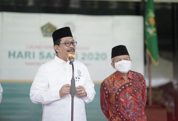 Guru Madrasah Bukan PNS akan Dapat Bantuan Subsidi Upah