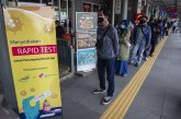 KAI Daop 1 Jakarta Fasilitasi Rapid 12 Ribu Lebih Calon Penumpang