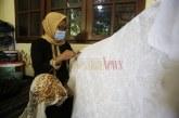 FOTO Sambut Hari Batik Nasional