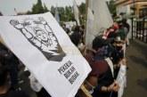 FOTO Demo Mahasiswa Tangerang Tolak Omnibus Law Cipta Kerja