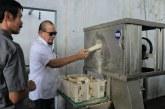 Tetap Bertahan di Tengah Pandemi Covid-19, LaNyalla Apresiasi UMKM Keripik Singkong di Malang