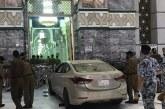 Mobil Tabrak Gerbang Masjidil Haram, Sopir Ditangkap