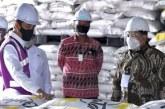 Diresmikan Jokowi, Pabrik Gula di Bombana Serap Ribuan Tenaga Kerja Lokal