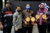 Program CSR Berjalan Baik, PDC Diganjar Empat Awards Sekaligus