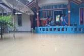 Sebanyak 111 Rumah di Pangandaran Terendam Banjir