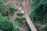 Jembatan Gantung Segera Selesai, Warga di Desa Cikokol Sambut Gembira