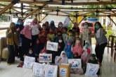 Pengda Kappija DKI Salurkan Bantuan Pencegahan Covid-19 dari JICA kepada Sekolah Alam Anak Soleh Drupadi dan Posyandu Mawar 26