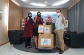 Cegah Covid-19, JICA Indonesia Serahkan Paket Hygiene Kit kepada Pengda Kappija 21 DKI