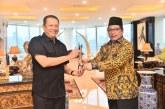Ketua MPR RI Bambang Soesatyo Raih Penghargaan Best Institution Leader