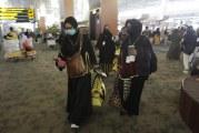 FOTO Bandara Soekarno-Hatta Kembali Layani Penerbangan Umrah