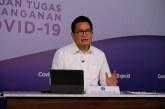 Perkembangan Kasus Positif Covid-19 di Berbagai Provinsi Membaik