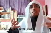 Ustadz Maheer At Thuwailibi Ditangkap Polisi Diduga Terkait Hate Speech