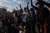 Kebrutalan Polisi Prancis terhadap Warga Kulit Hitam