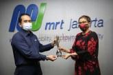 Bersinar Kinerjanya, PT MRT Jakarta Gondol Obsession Awards 2020 Kategori The Rising Star Company