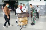 FOTO Satgas Covid-19 Bandara Soekarno-Hatta Lakukan Pendataan terhadap WNA dan WNI