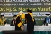 Guru Besar PTKI Diharapkan Bangun Perubahan Sosial