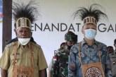 BPN Kerja Sama Pengaturan Pemetaan Tanah Adat dengan Pemkab Jayapura