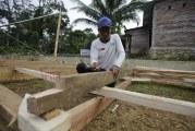 FOTO ACT Bangun Family Shelter di Mamuju