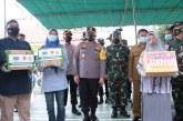 Polda Metro dan Pangdam Jaya Kunjungi Kampung Tangguh Jaya Ciledug