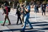 Jelang Pelantikan Presiden AS, Ada Demo dengan Bawa Senjata Api