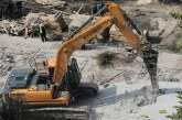 Sedang Dibangun, Masjid Palestina Dihancurkan Militer Israel