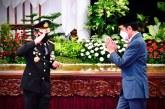 Jokowi Ucapkan Selamat Bekerja kepada Kapolri Jenderal Polisi Listyo Sigit Prabowo