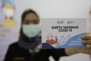 FOTO Pelaksanaan Vaksinasi Kesehatan di Jakarta