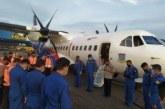Dukung Operasi Kemanusiaan Gempa, Ditpoludara Terbangkan 2 Pesawat dan 1 Heli