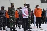 Menhub Resmi Tutup Operasi Pencarian Pesawat Sriwijaya Air