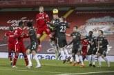 Pertarungan Liverpool vs Manchester United Berakhir Tanpa Gol