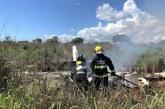 Kecelakaan Pesawat, Presiden dan Pemain Klub Brasil Tewas