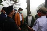 Kunjungi Pengungsi di Kabupaten Bogor, Menko PMK Pastikan Penanganan Banjir Bandang