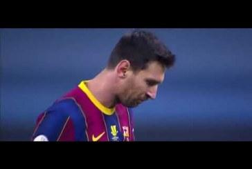 Pukul Pemain, Messi Diskors Dua Pertandingan