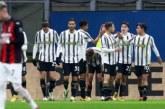 Juventus Beri Kekalahan Perdana AC Milan dengan Skor 3-1
