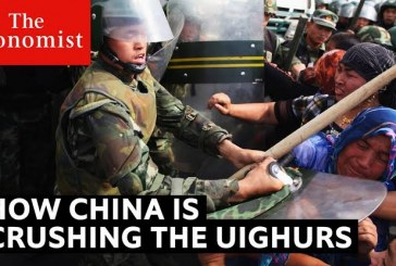 China Makin Menindas Muslim Uighur