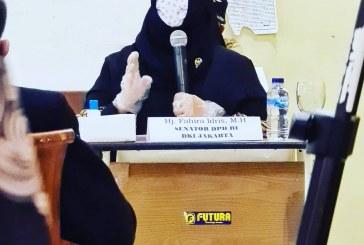 Banyak Lahirkan Kegelisahan Publik, Fahira Idris Dukung Revisi UU ITE