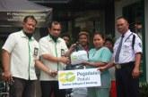 Pegadaian Salurkan Bantuan untuk Masyarakat Terdampak Banjir di Jabar