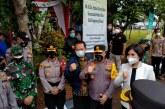 Kapolda Metro Tinjau Pelaksanaan Swab Antigen KTJ Bojong Nangka Tangerang
