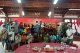 Arif Sugiyanto Ajak PKL Alun-alun Kebumen Makan Siang di Rumah Dinas Bupati