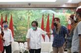 Sofyan Djalil: Food Estate Beri Alih Teknologi Bagi Petani Lokal
