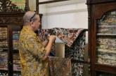 LaNyalla Optimis Kain Batik Antibakteri Bakal Dapat Tempat di Masyarakat