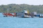 Kejari Batam Tenggelamkan 4 Kapal Vietnam