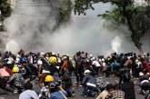 Demo Berlanjut di Myanmar, Meski 38 Tewas Ditembak Aparat