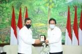 Kunjungi Kementerian ATR/BPN, Kabareskrim Polri Bahas Pemberantasan Mafia Tanah
