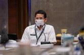 Memotivasi Pelaku Parekraf dalam Berkarya, Sandiaga Uno: Informasi Publik Sangatlah Penting
