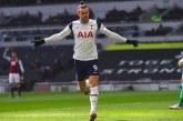 Tottenham vs Burnley, Bale Cetak Dua Gol Kemenangan Spurs 4-0