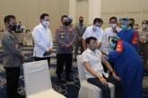 Polri Adakan Vaksinasi Covid-19 2.282 Untuk Purnawirawan
