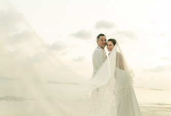 Julie Estelle Ungkap Alasannya Pilih Maldives sebagai Tempat Pernikahan
