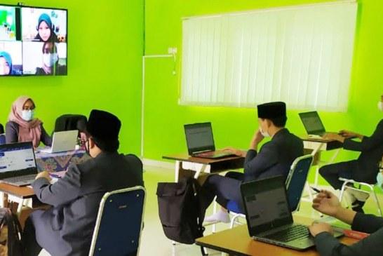 Alhamdulillah, MAN IC OKI Mulai Terapkan Madrasah Kelas Digital
