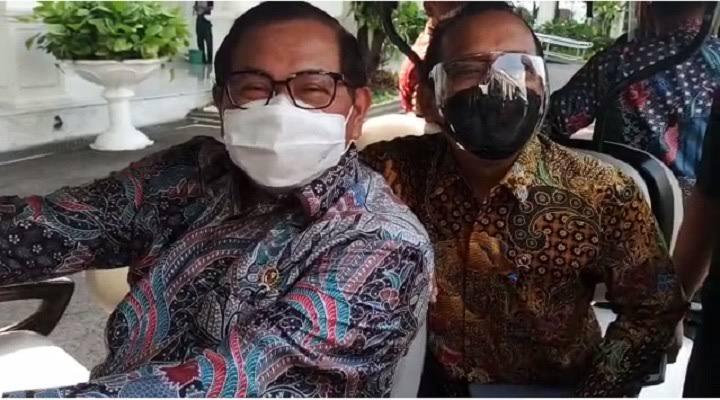 Jokowi akan Kunker ke Jabar, Istana Pastikan Reshuffle Tidak Ada